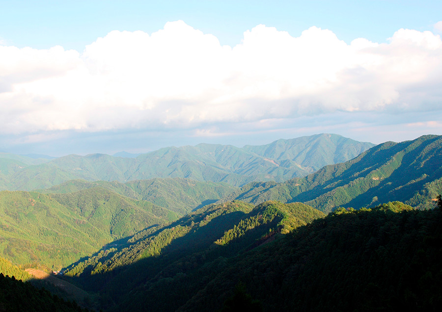 001 高知県 梼原町