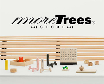 more treesオンラインストア
