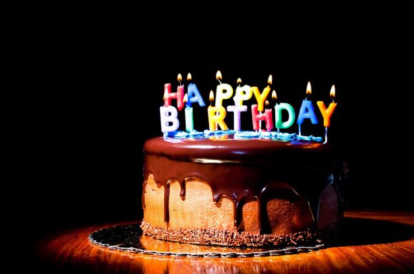 ブログ更新「バースデードネーションで、誕生日に「もっと木を」」